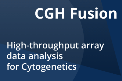 CGH Fusion - High-throughput array data analysis for Cytogenetics