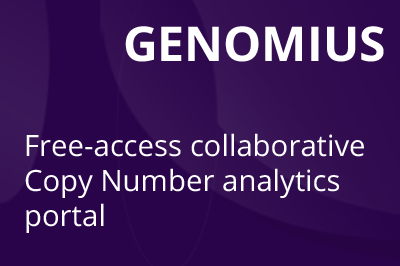 Genomius - Online collaborative copy number analytics for researchers and clinicians